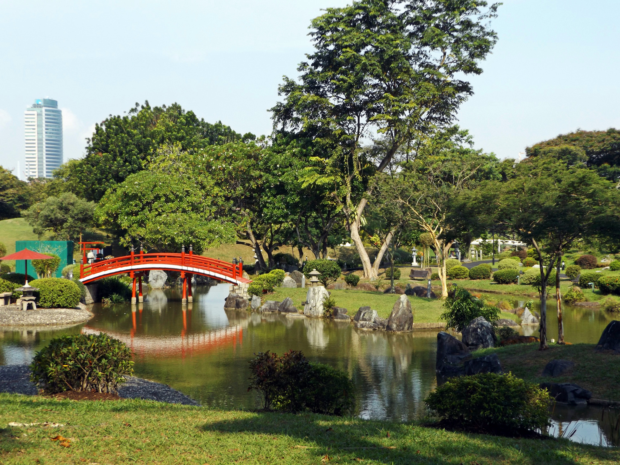 Garden in SIngapore