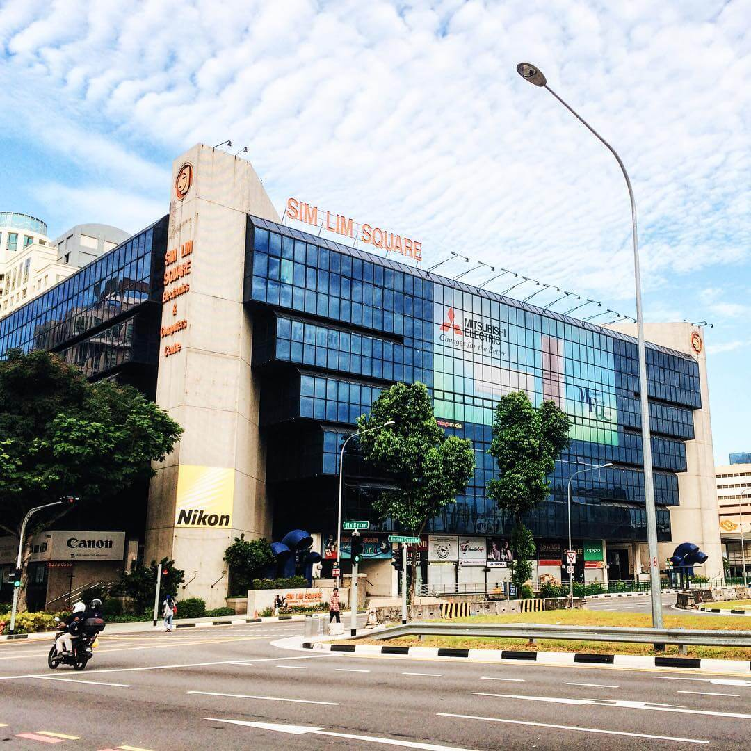 Sim Lim Square | @teresa.sky.tran.92
