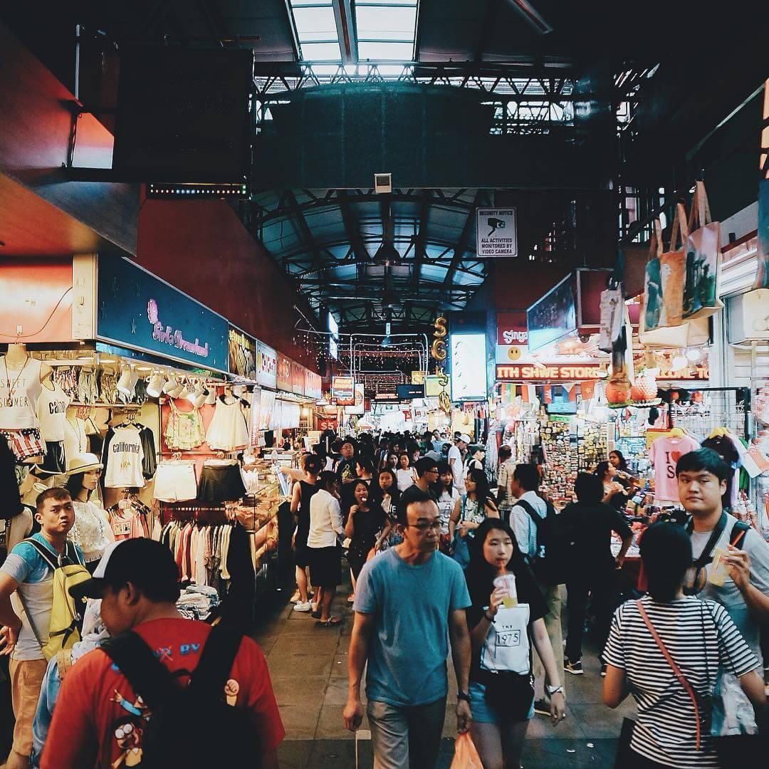 Bugis Street | @ranggacepot