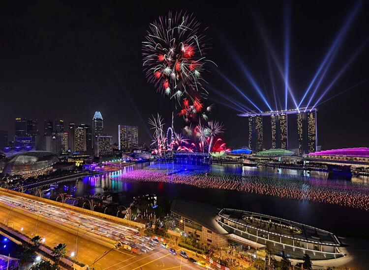 December Schedule in Singapore