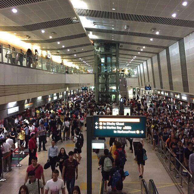 Bishan MRT Station | @verlieclemente