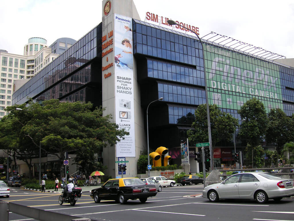 belanja gadget di Singapura