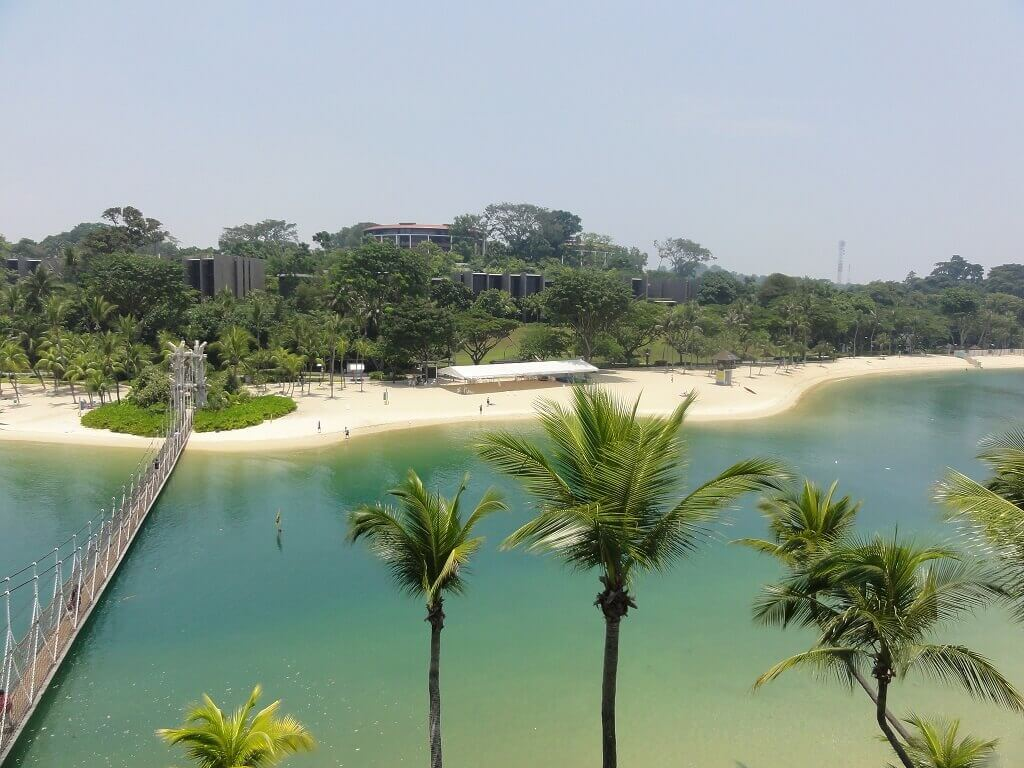 best island place in singapore