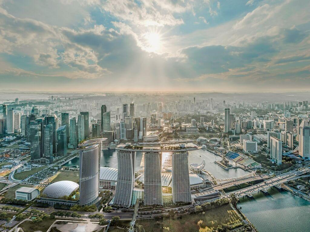 Marina Bay Sands Akan Menambah Bangunannya