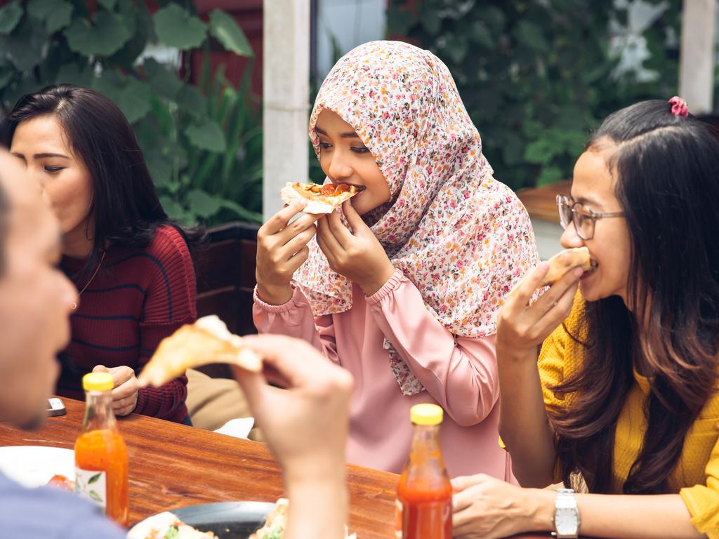 restoran halal Singapura