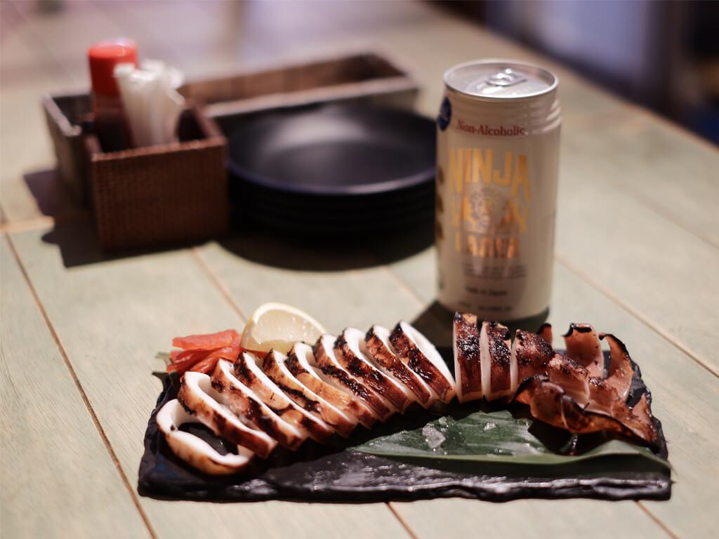 Hararu Izakaya Restoran Jepang Yang Halal Di Pusat Turis Singapura
