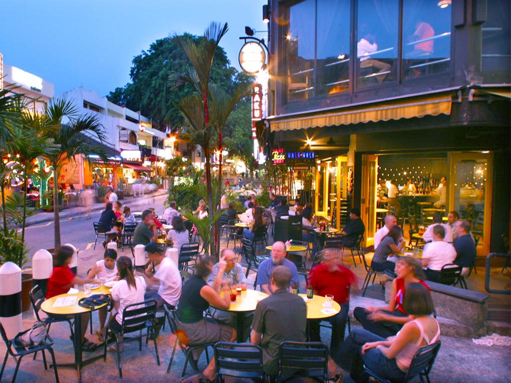 Rasakan Suasana Eropa di Singapura