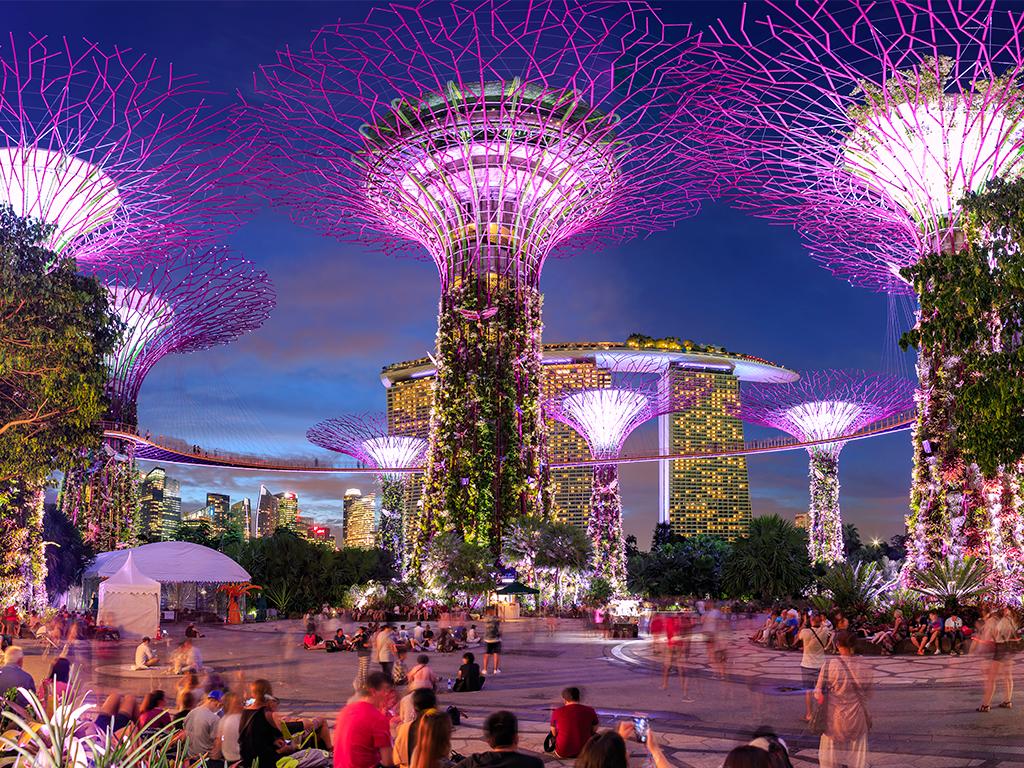 Ini Jadwal Acara Menarik Bulan Agustus di Singapore
