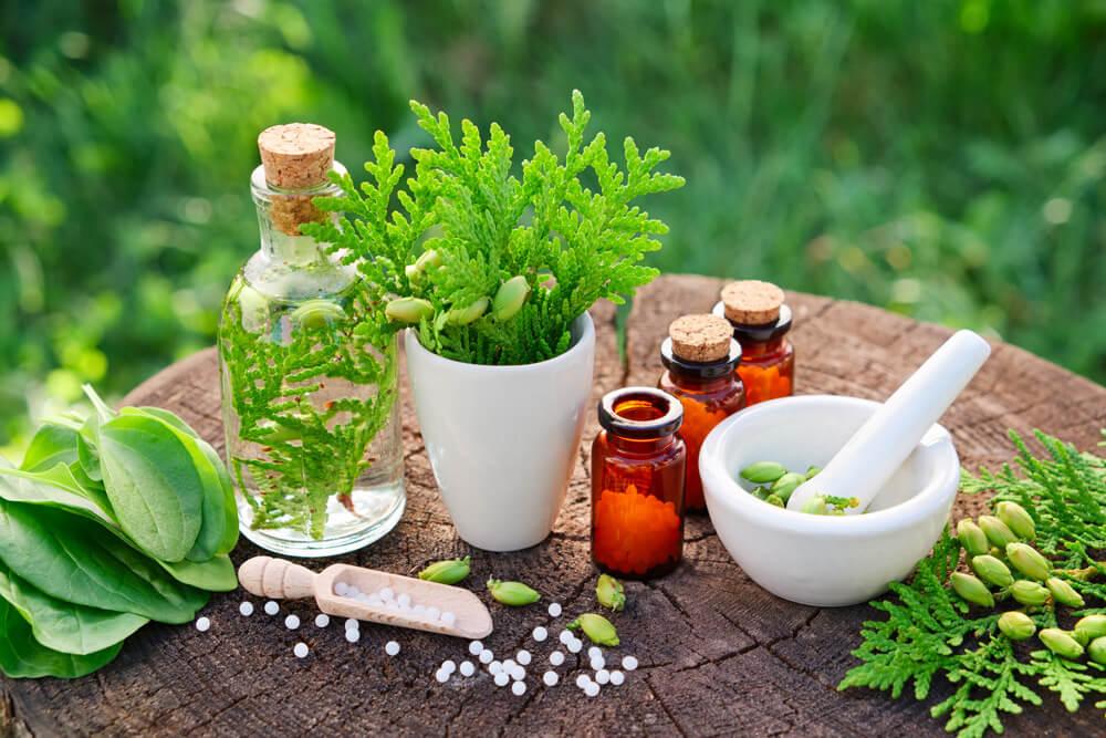 Metode homeopati