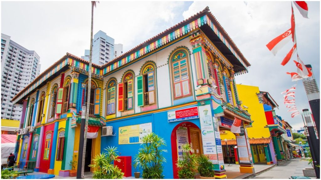 Hostel dekat Little India