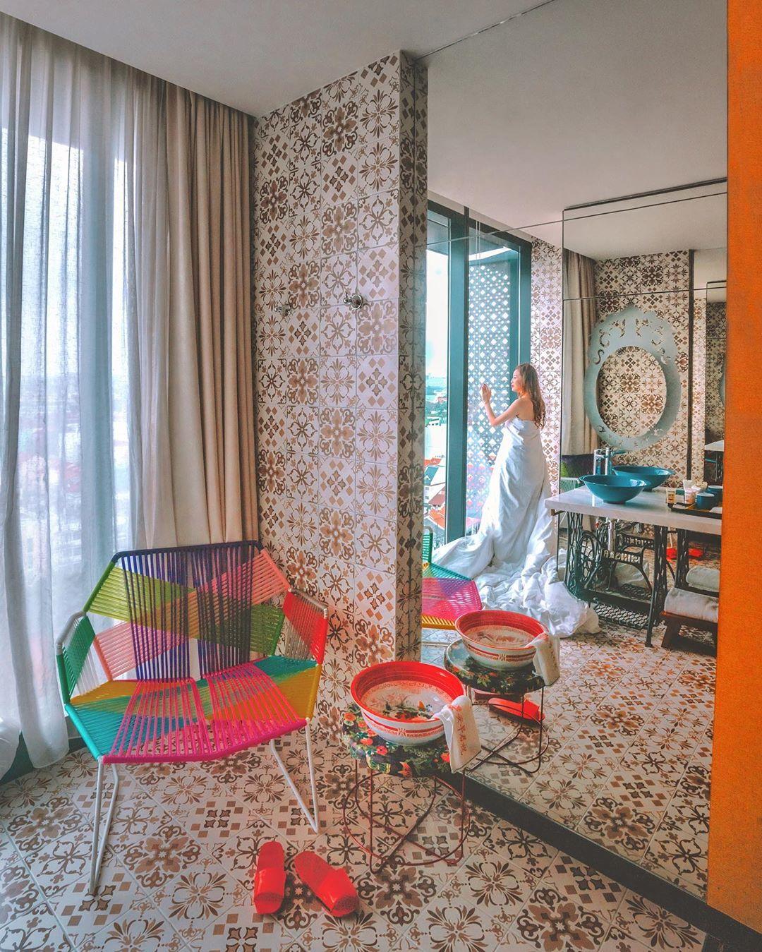 Hotel Indigo nan cantik
