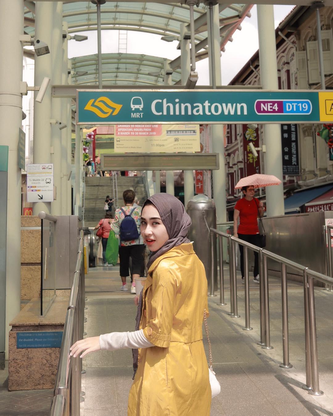 MRT Chinatown