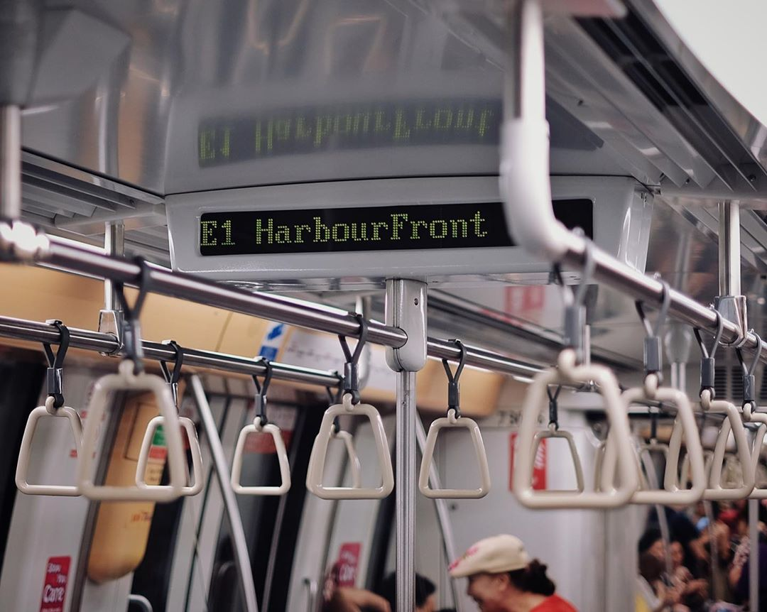 MRT Harbour Front