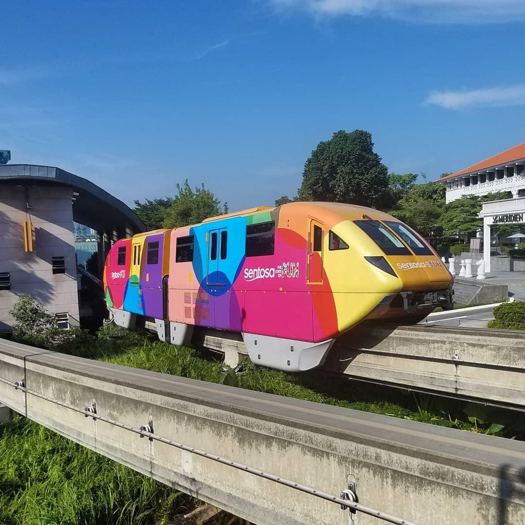 Monorail Sentosa Express