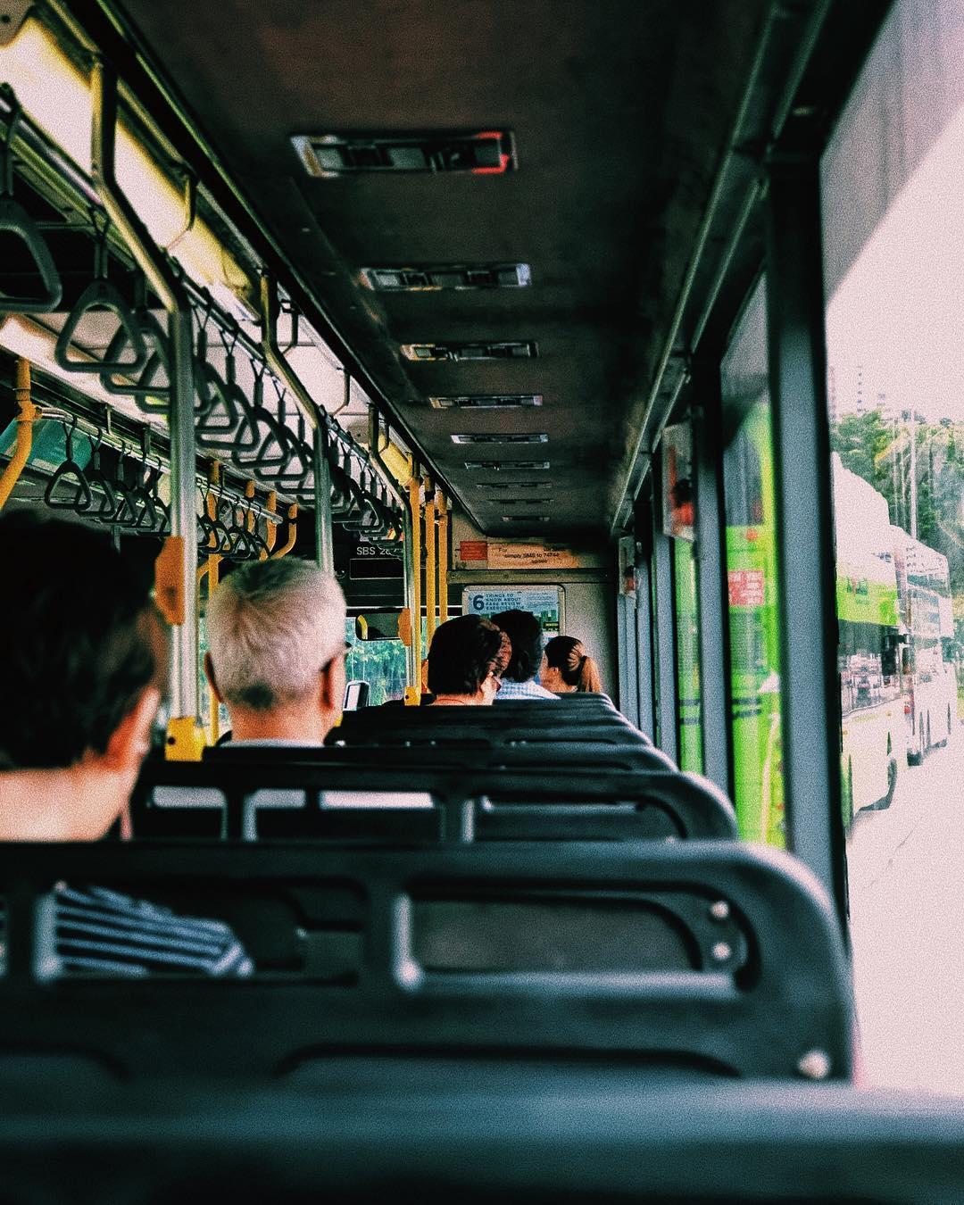 Naik Bus SBS Transit