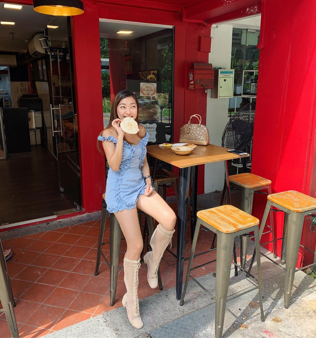 OOTD di Pita Bakery