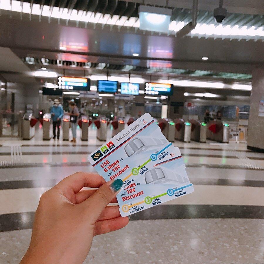 Standart Ticket
