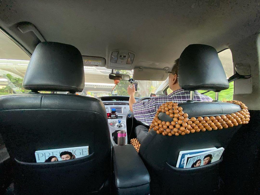 Taksi Singapura