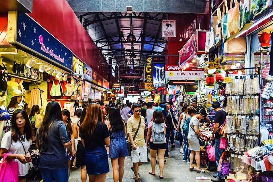 Bugis Street Market. Instagram @kirtikakayarat