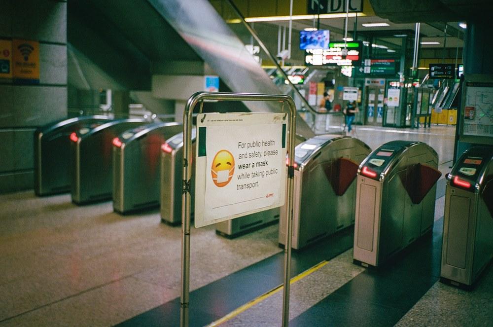 Panduan Naik MRT di Singapura