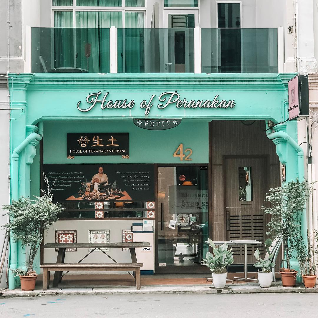 House of Peranakan