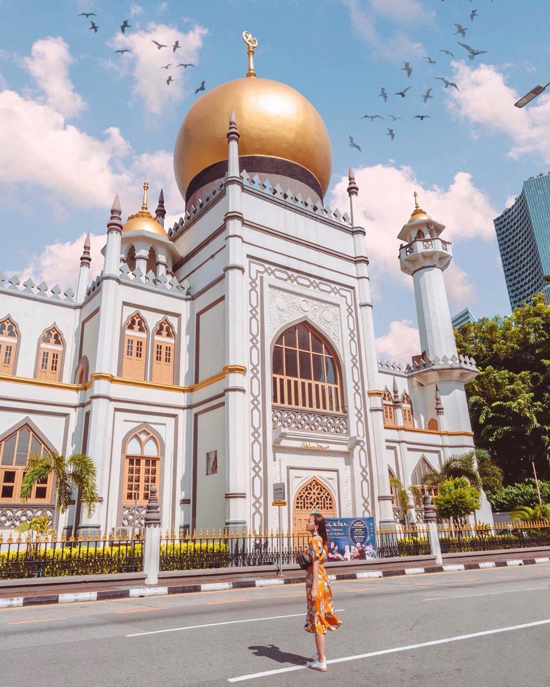 Perpaduan Budaya di Singapura