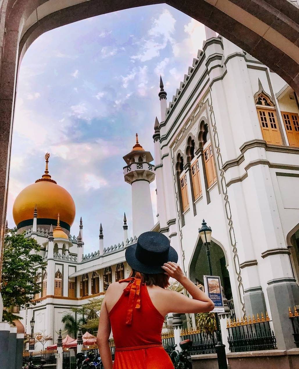 Tempat Sejarah di Singapura