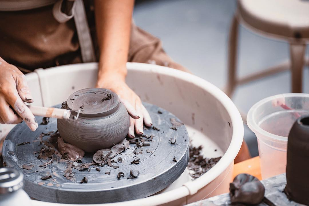 Mud Rock Ceramics. Instagram @shutterlaxx
