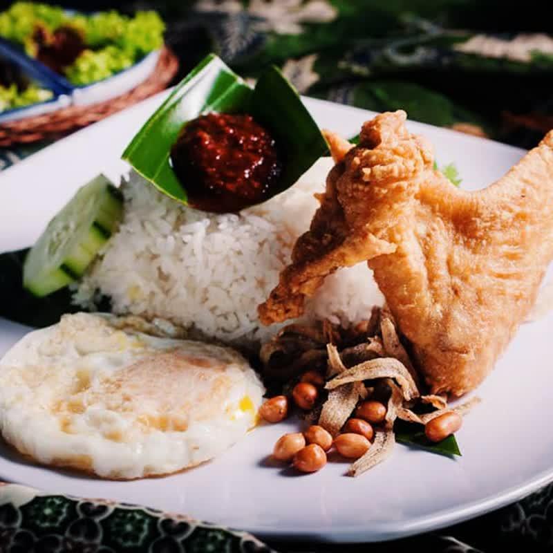 Tempat kuliner di Singapura