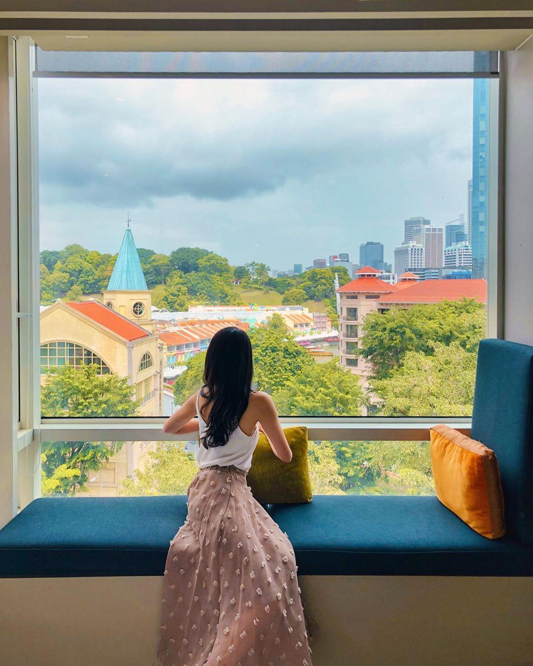 Park Regis Singapore, hotel di Clarke Quay