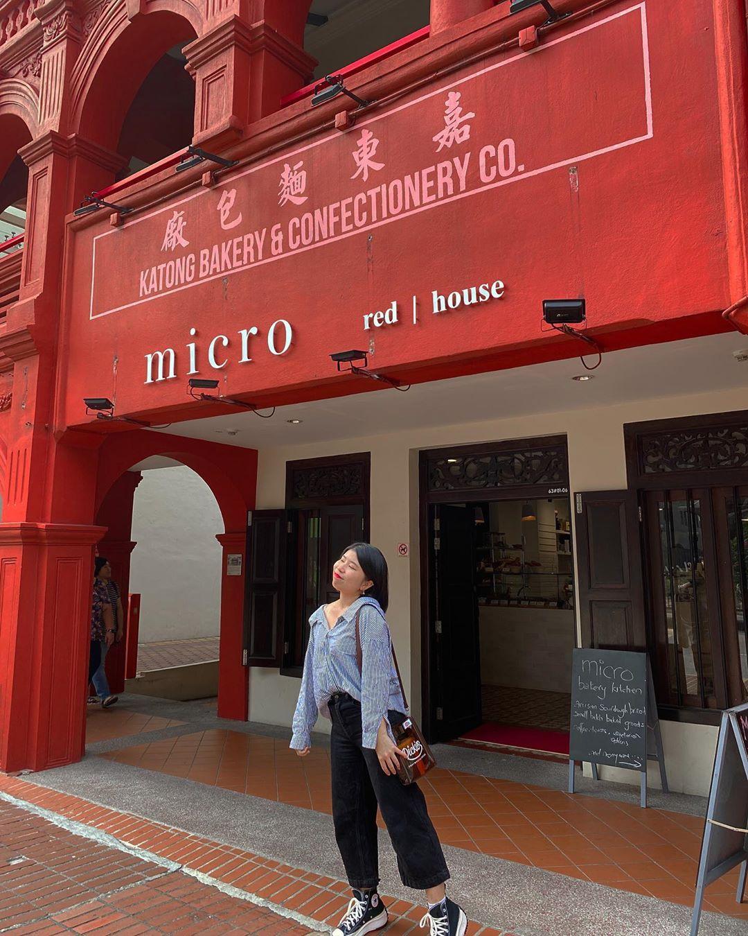 Spot instagenic Joo Chiat Katong