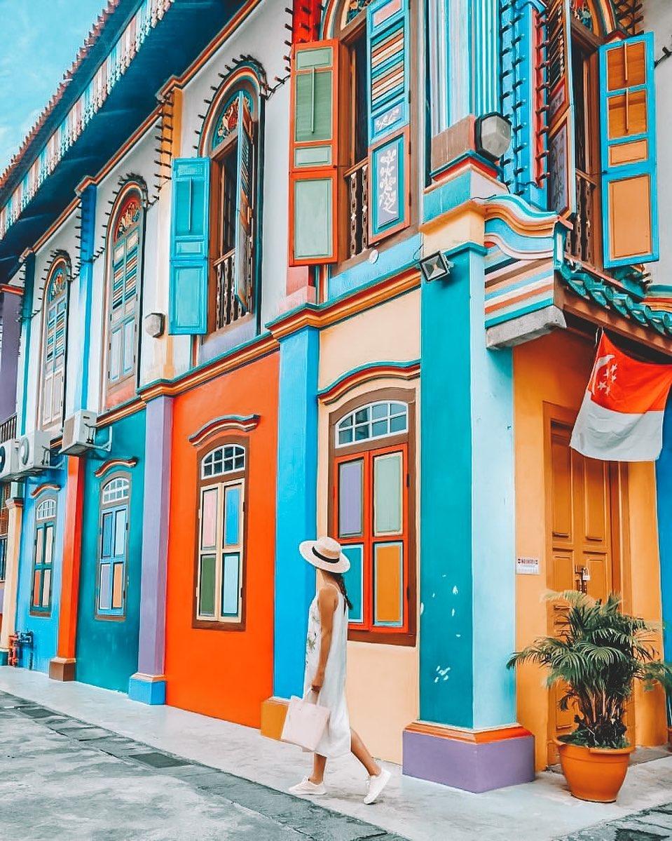 Residence Of Tan Teng Niah, Little India. Instagram @tripbysteps