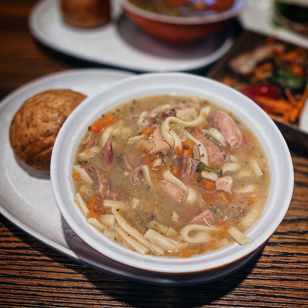 The Soup Spoon. Instagram @jxnr