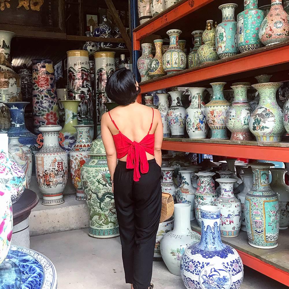 Tempat Pottery di Singapura