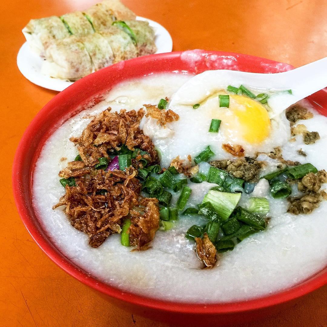 Zhen Zhen Porridge. Instagram @juliuslim