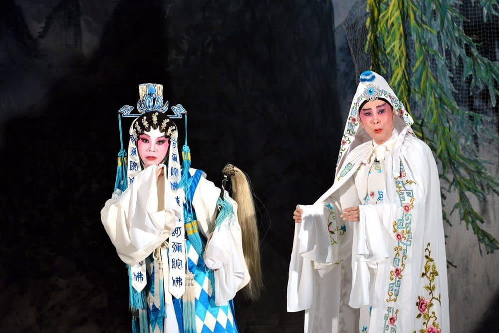 Pertunjukan Opera China di Singapura. Facebook Chinese Theatre Circle
