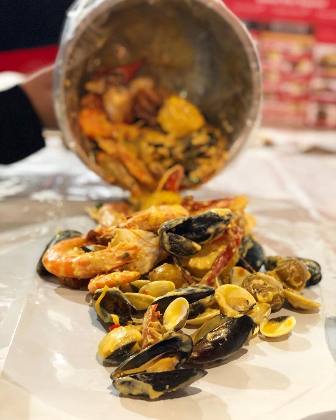 Kuliner Halal Plaza Singapura