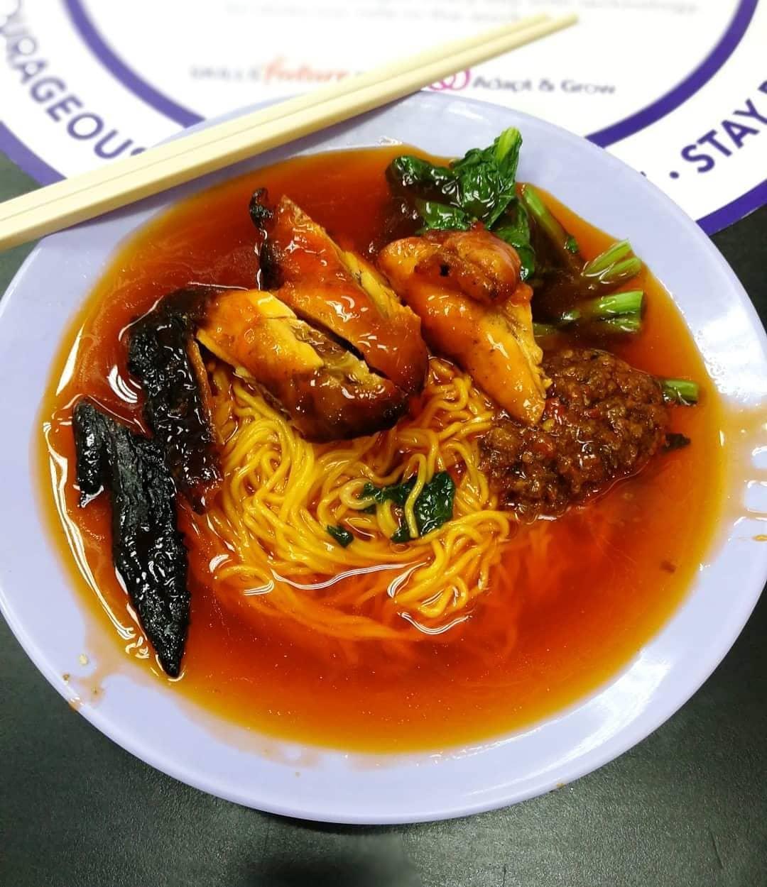 Kuliner Halal Far East Plaza