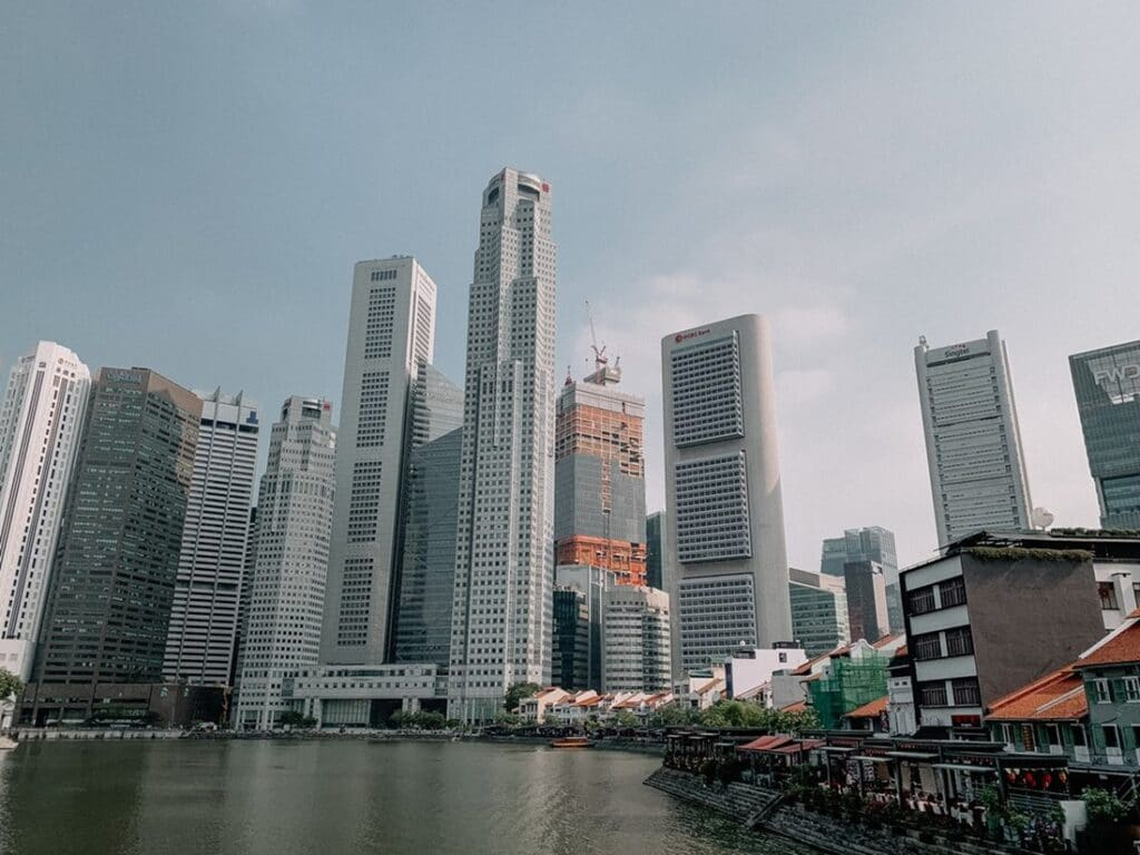 Ilustrasi tempat tinggal di Singapura. Photo by Stacey Gabriella on Pexels