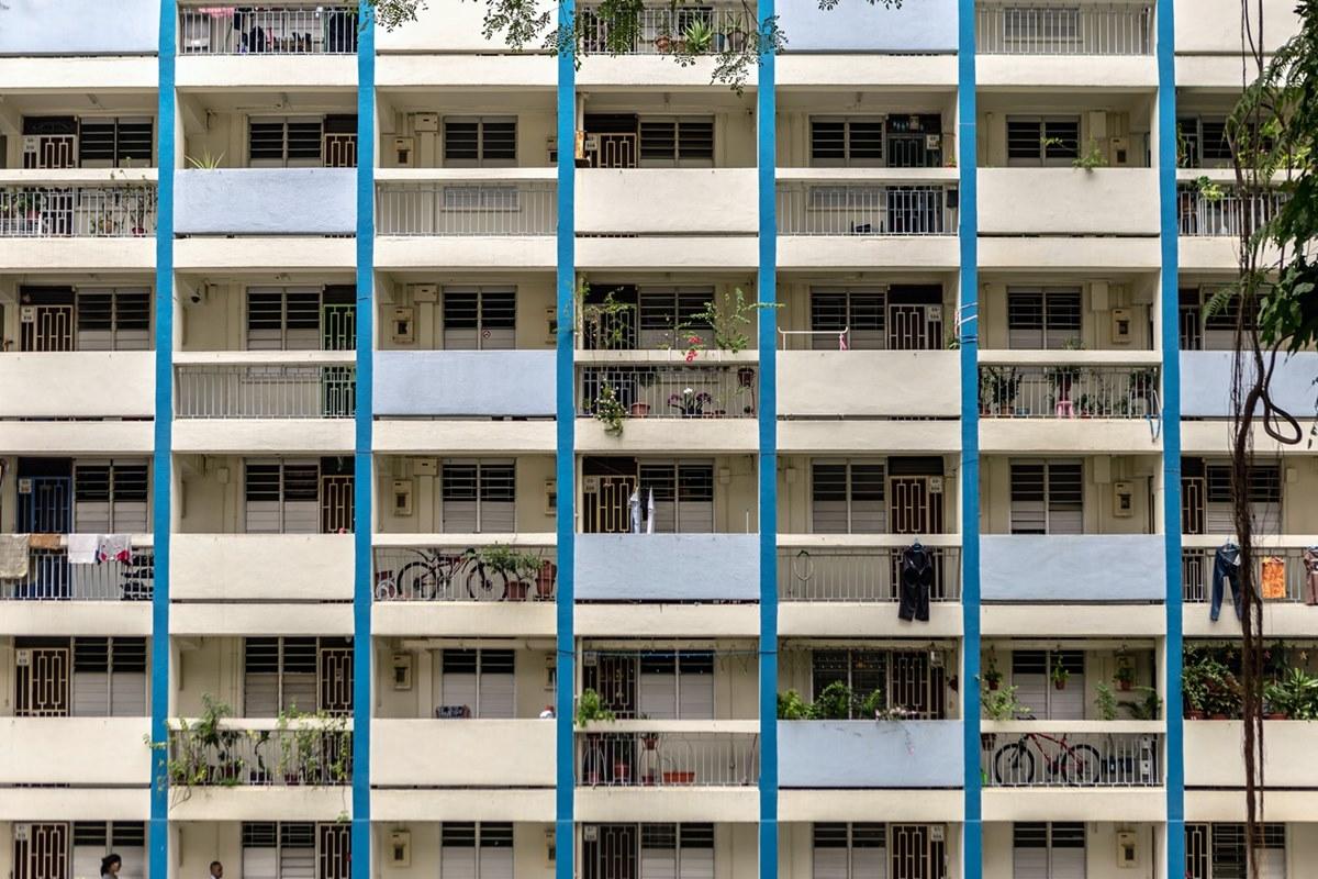 Biaya hidup pekerja asing di Singapura