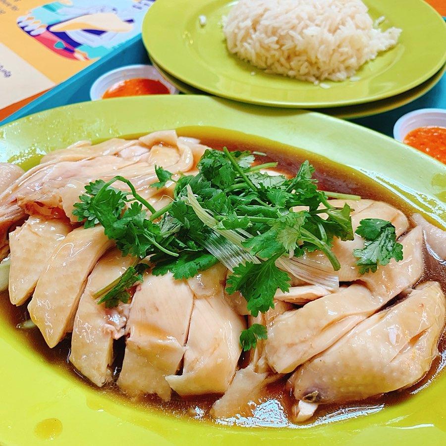 Pusat kuliner murah di Chinatown