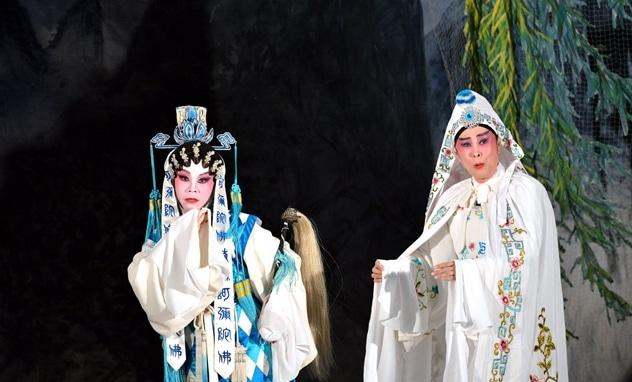 Opera China di Singapura