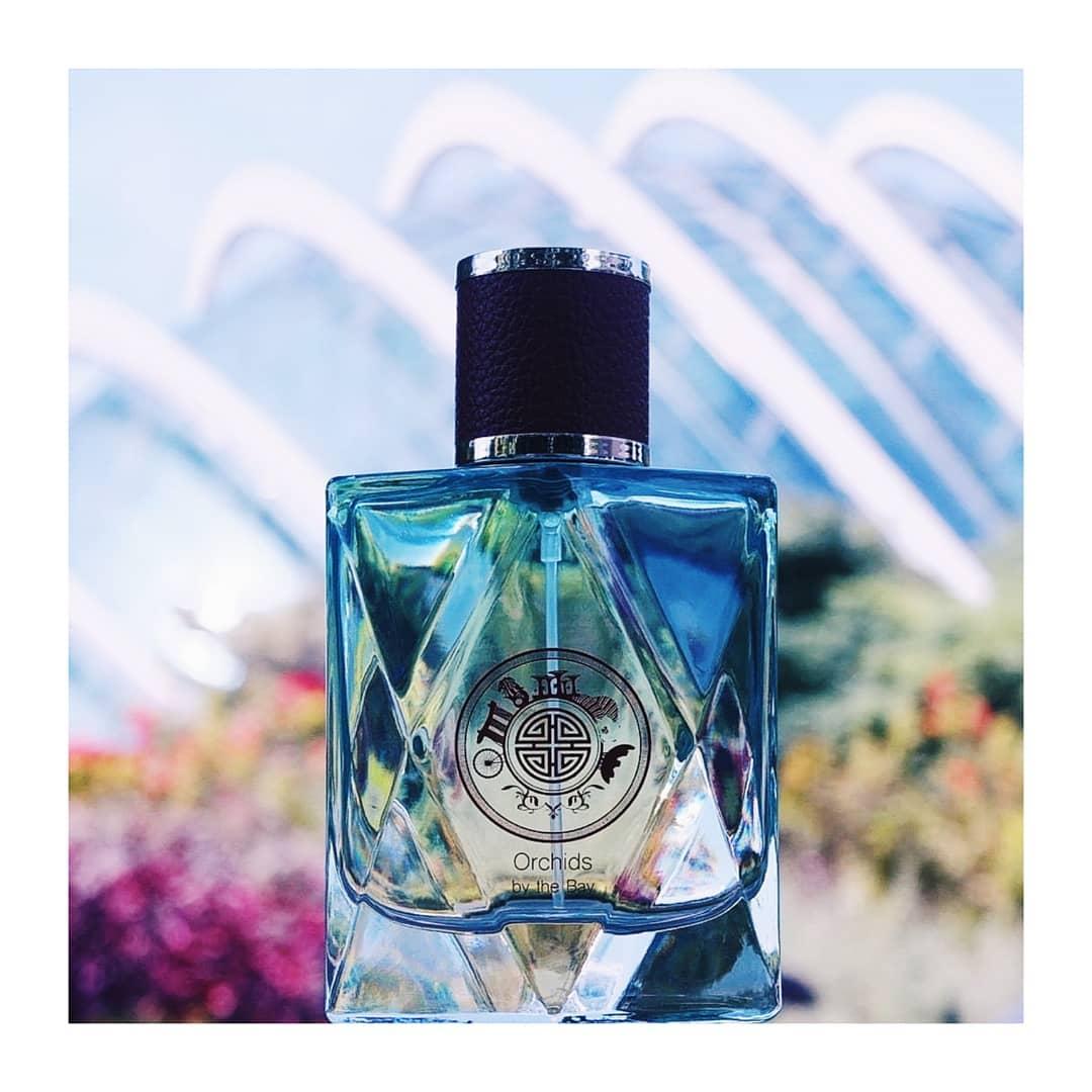 Parfum Aroma Anggrek. Instagram @singaporememories