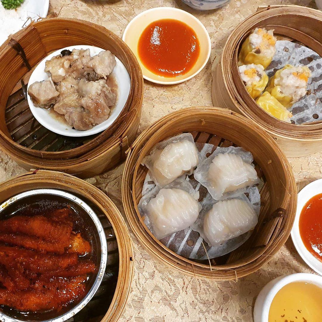 Restoran dim sum legendaris di Singapura