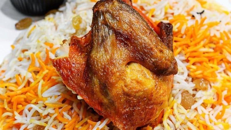 FI Abu Mubarak Mandi Rice. Instagram @juliuslim