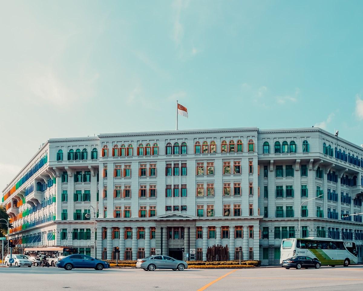 Ilustrasi gedung kantor MICA Singapura. Photo by Siti rahmanah Mat Daud on Unsplash