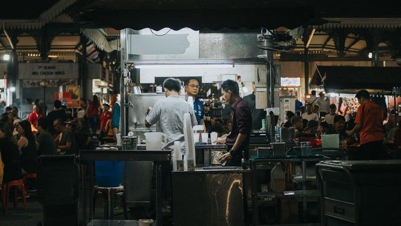 Sertifikat Halal Kuliner Singapura