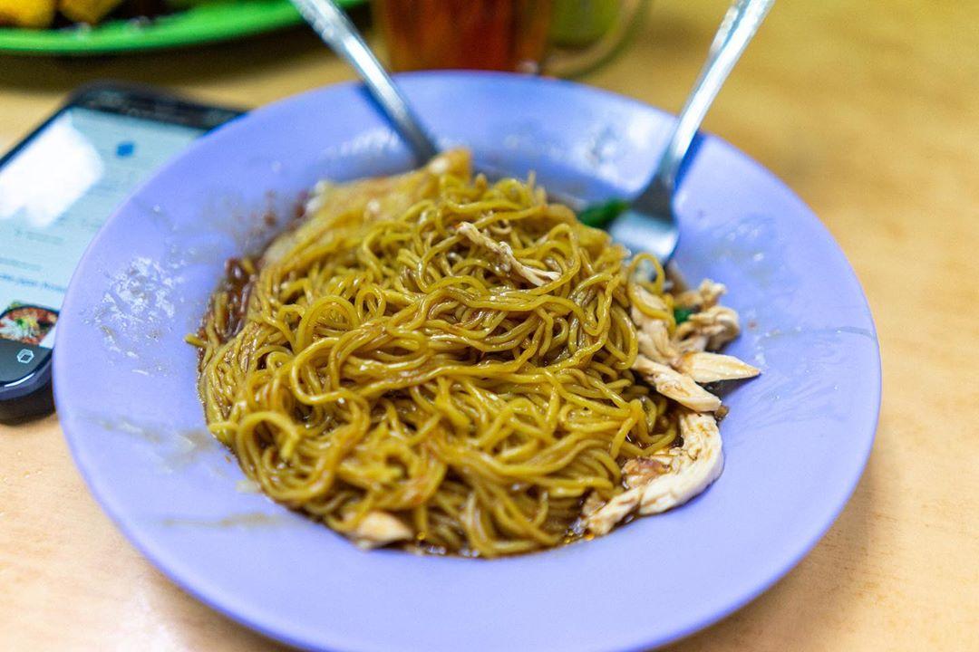 Kuliner Halal di Orchard Road