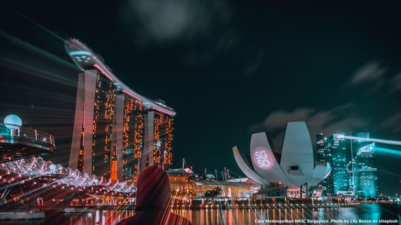 Cara Mendapatkan NRIC Singapura