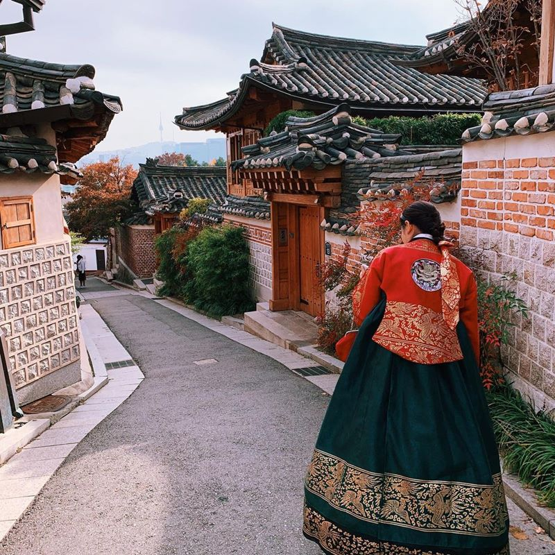 Cara Bikin Visa Turis Korea
